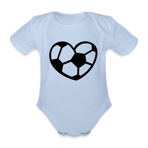 Baby DJK - Baby Bio-Kurzarm-Body