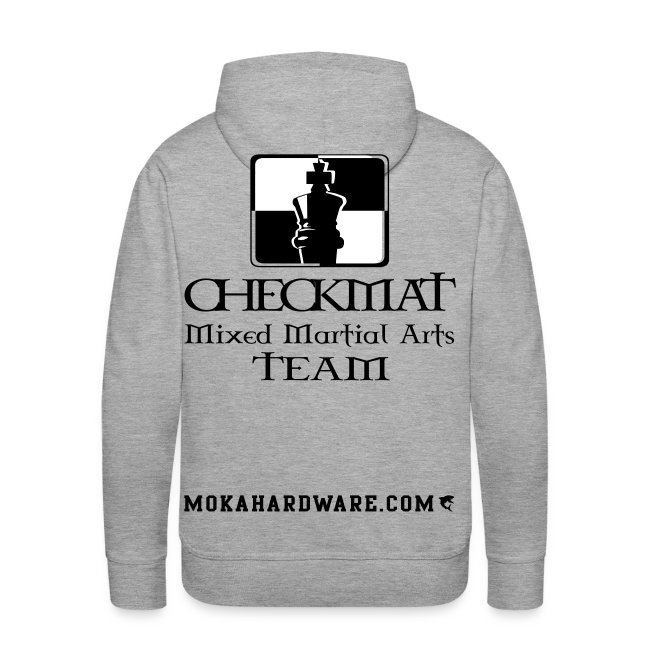 Arte Suave/CheckMat Brazilian Jiu Jitsu Team grå