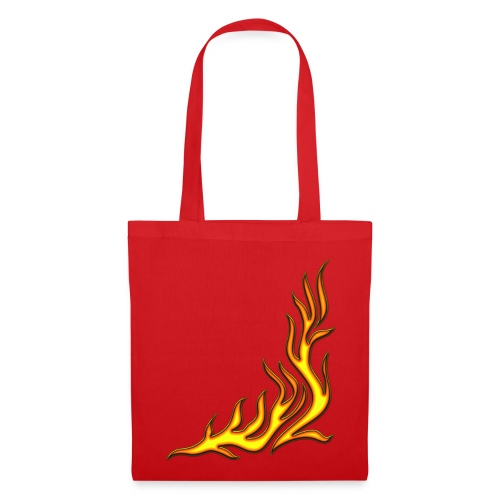 Bolsa llamas - Bolsa de tela