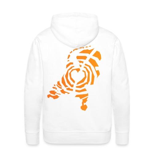 Heren sweater met capuchon | Netwerk TijdVoorActie - Mannen Premium hoodie