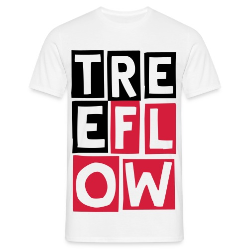 Men's T-Shirt - Tree Flow T-Shirt