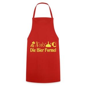 Die Bier Formel - Kochschürze