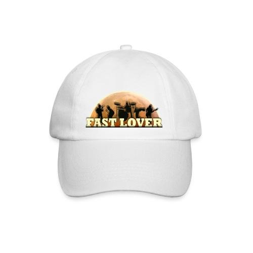 Fast Lover Base Cap - Baseballkappe
