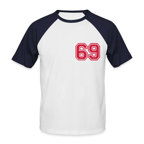 69 Shirt - Men's Baseball T-Shirt