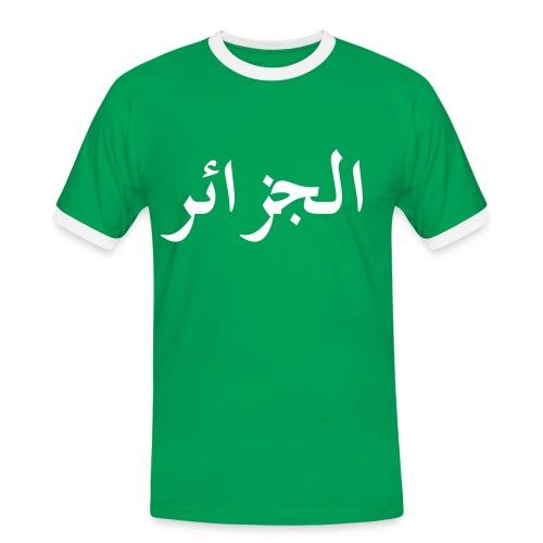 algerie foot vintage - T-shirt contrasté Homme