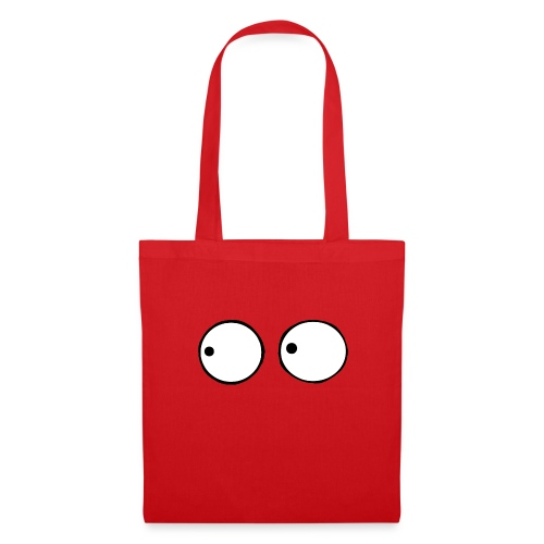 Tote shopping bag Eyes full colour - Tote Bag