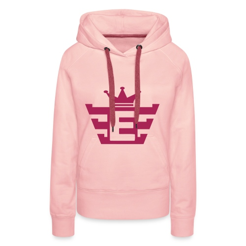 Bekijk linkererarm - Vrouwen Premium hoodie