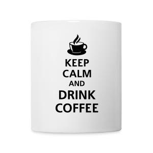 'Keep Calm And Drink Coffee' Mug - Mug