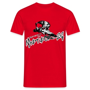 Monsters of Motocross - Männer T-Shirt