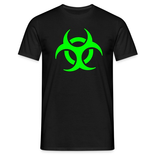 Bio Hazard - Men's T-Shirt