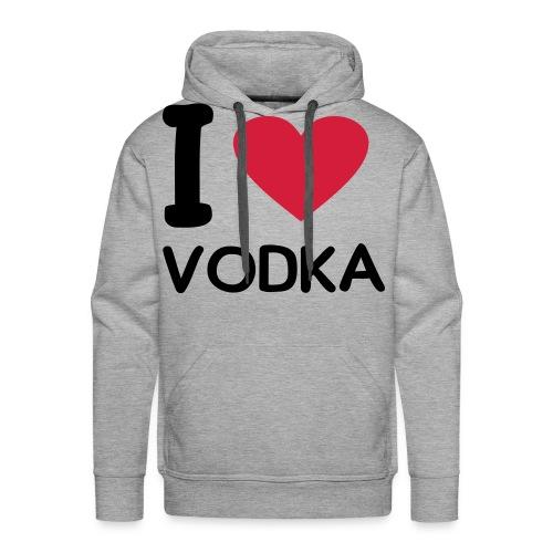 Vodka Pulli - Männer Premium Hoodie