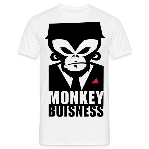 Monkey Business - Männer T-Shirt