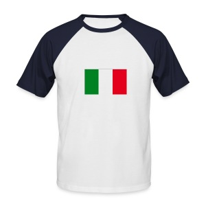 ItalianJust in time for the world cup - Men's Baseball T-Shirt
