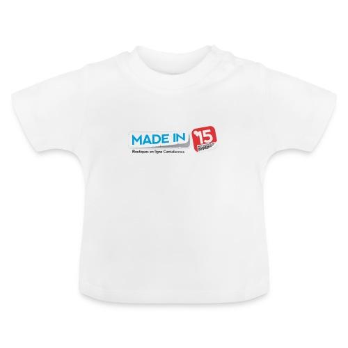 Tee Bébé - T-shirt Bébé