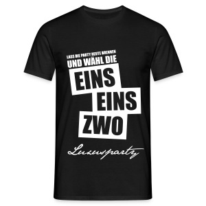 Luxusparty-Shirt - Männer T-Shirt