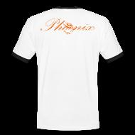 Magliette ~ Maglietta Contrast da uomo ~ Phoenix - t-shirt uomo