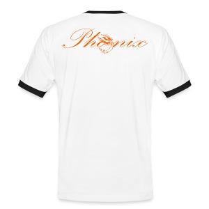 Phoenix - t-shirt uomo - Maglietta Contrast da uomo