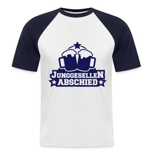 Party Shirt - Männer Baseball-T-Shirt