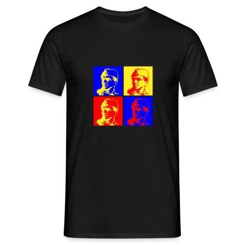 Stane War-hol (male) - Men's T-Shirt