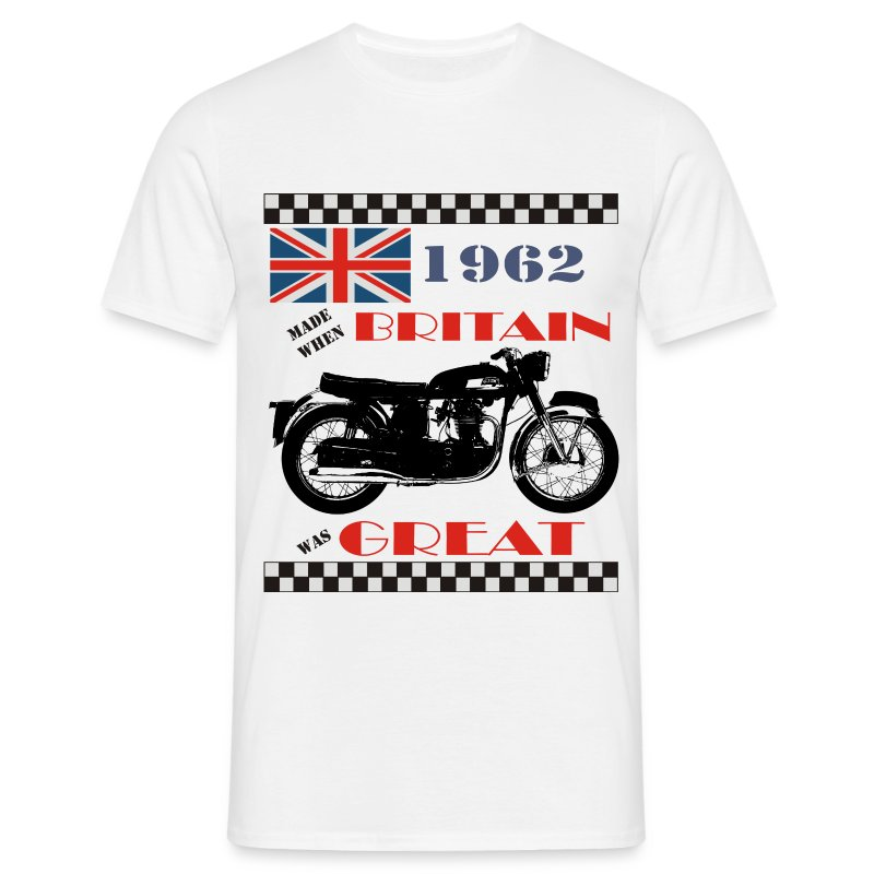 Britain was Great 1962 - Men's T-Shirt
