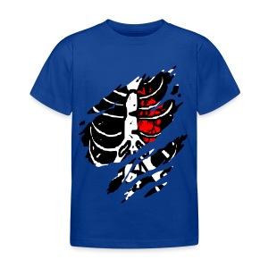T shirt enfant squelette - T-shirt Enfant