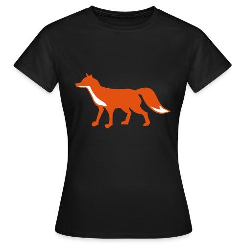 Vrouwen T-shirt - vos