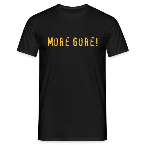 More Gore T-Shirt - Männer T-Shirt