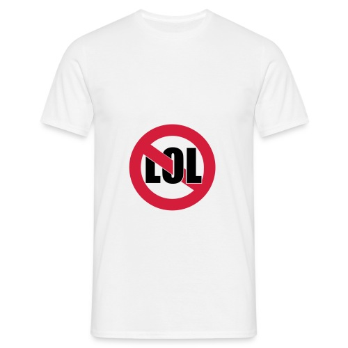 Anti-LOL - T-shirt Homme