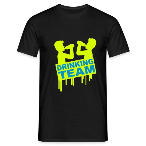 Drinking Team - Mannen T-shirt