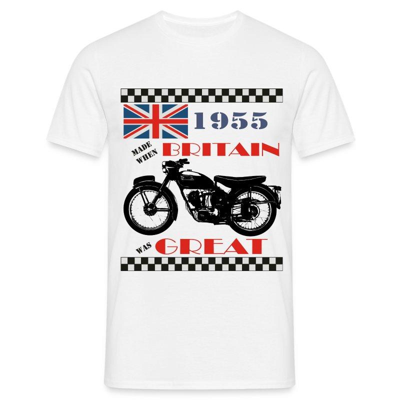 Britain was Great 1955 - Men's T-Shirt