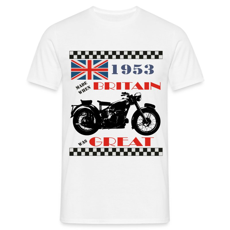 Britain was Great 1953 - Men's T-Shirt