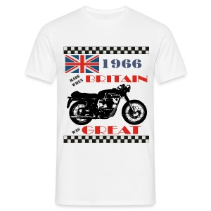 Britain was Great 1966 - Men's T-Shirt