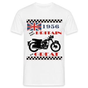 Britain was Great 1956 - Men's T-Shirt