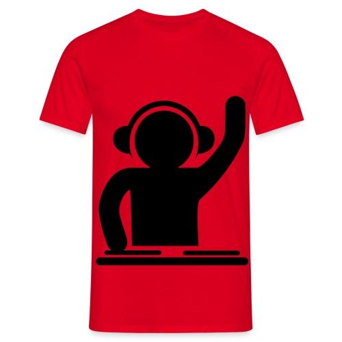 dj - Mannen T-shirt