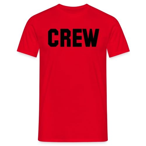 crew - Mannen T-shirt