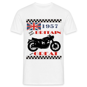Britain was Great 1957 - Men's T-Shirt