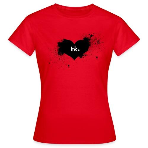 ink. Womens T-shirt - Women's T-Shirt