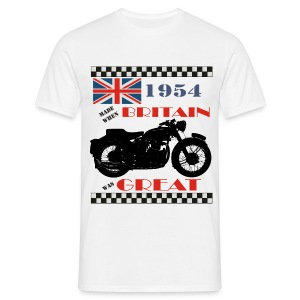 Britain was Great 1954 - Men's T-Shirt