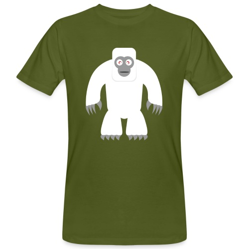 Yeti T-Shirt - Männer Bio-T-Shirt