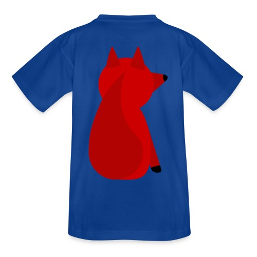 The Fox's Back - Kinder T-Shirt
