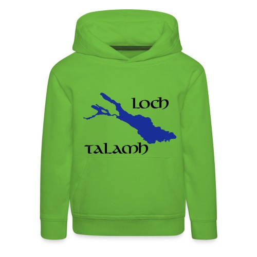 Loch Talamh für die Kleinen - Kinder Premium Hoodie