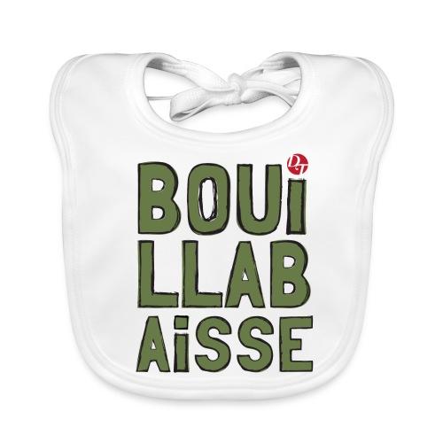 Bouillabaisse - bavoir bio - Bavoir bio Bébé