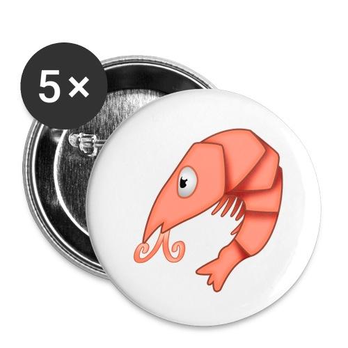 Button - klein - Krabbi - Buttons klein 25 mm
