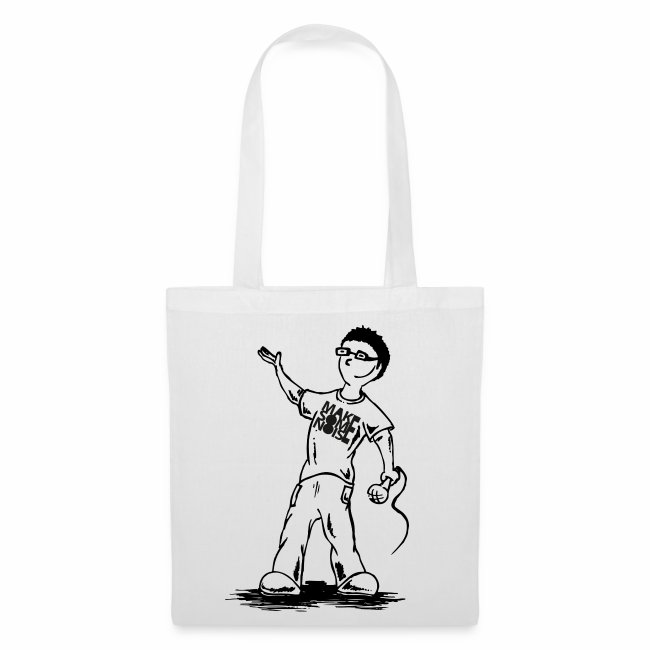"""Comic""-Stofftasche"