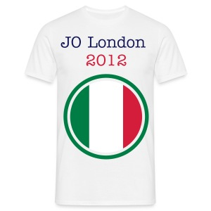 t-shirt JO 2012 London ( ITALIE ) - T-shirt Homme