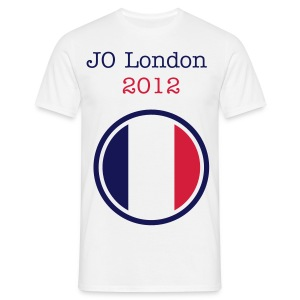 t-shirt JO 2012 London ( FRANCE ) - T-shirt Homme