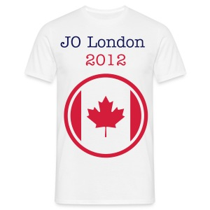 t-shirt JO 2012 London ( CANADA ) - T-shirt Homme