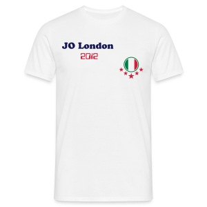 t-shirt JO 2012 London ( ITALIE 2 ) - T-shirt Homme