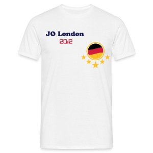 t-shirt JO 2012 London ( germani ) - T-shirt Homme