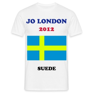 t-shirt JO 2012 London homme ( SUEDE ) - T-shirt Homme